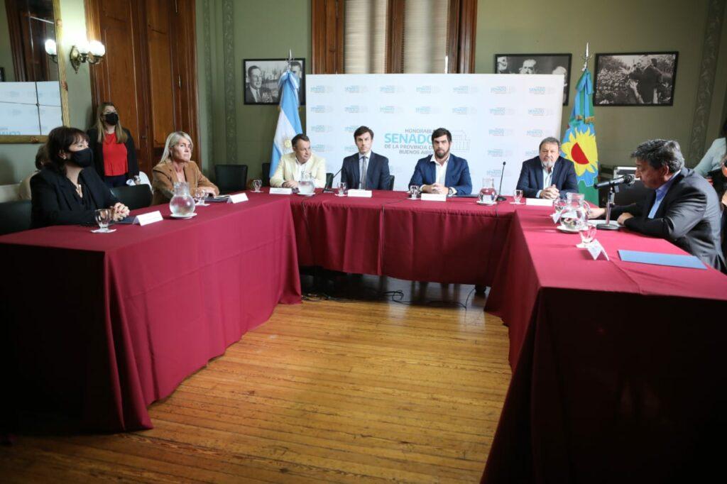 El encuentro en que se destacó a la ONG Asociar.
