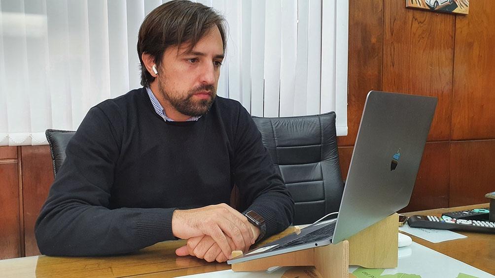 El ministro de Salud Nicolás Kreplak destacó la eficacia de la Sputnik Light