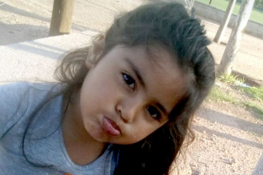 Guadalupe Lucero la nena de 5 años desaparecida.