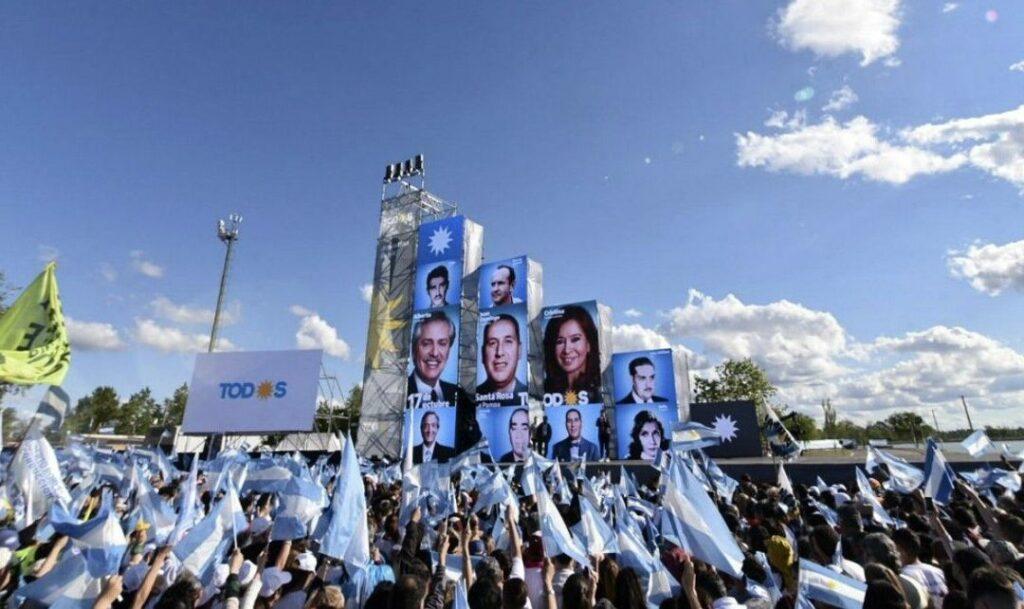 Sectores k convocan a la marcha del 17 de octubre a Plaza de Mayo.