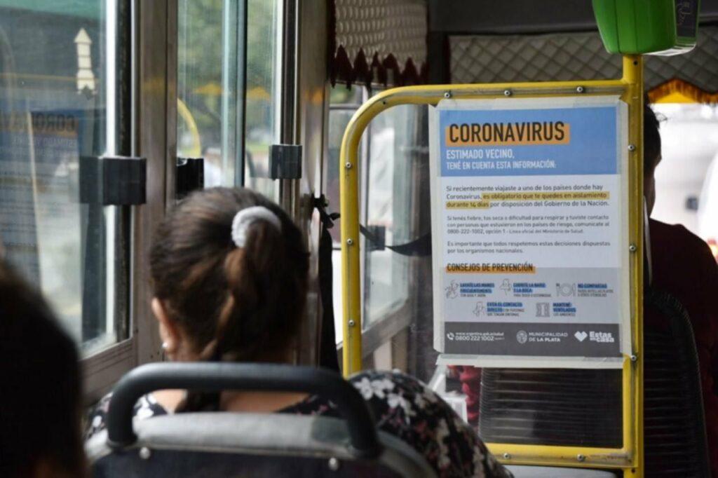 Seguirán vigentes los protocolos para el transporte publico.