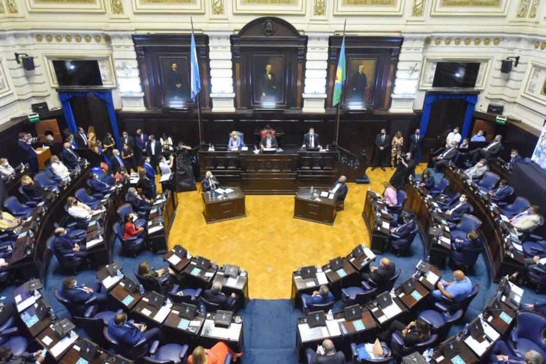 sesión presencial Diputados