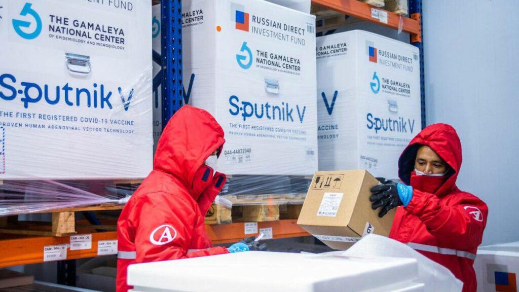 Comienza el reparto de más de 600 mil vacunas covid del componente 2 de Sputnik V.